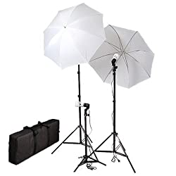 Inexpensive portable light set for better photography