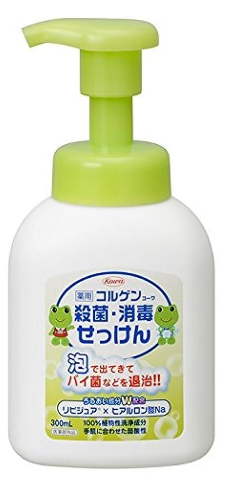 松の木世界決定するコルゲンコーワ殺菌消毒せっけん 3本セット