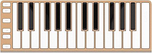 CME Xkey USB-Controller-Keyboard (25 Tasten) applegold