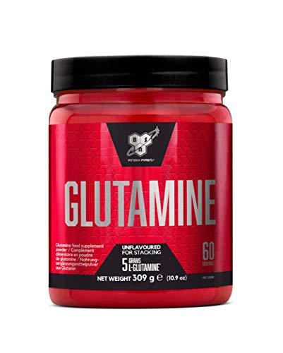 BSN DNA Series Glutamine, Sin Sabor - 309 g