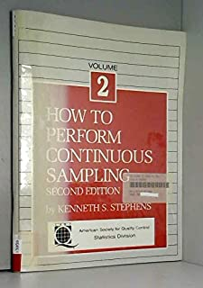 How to Perform Continious Sampling: Vol 2