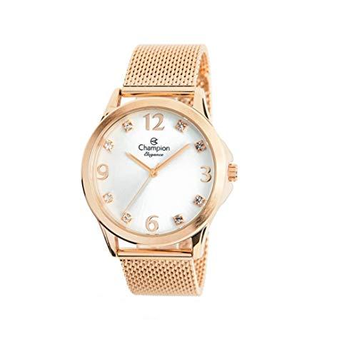 Relógio CN24093Z, Champion, Feminino, Rose,