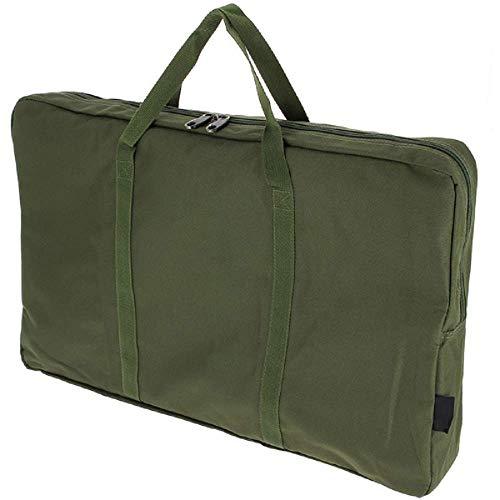 G8DS® Tasche für Dynamic Bivvy Table groß Schlammfüße verstellbar 4 kleine Ablagefächer Angeln Karpfen Tisch Session