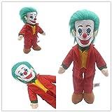 HHtoy Muñeco de Peluche de Dibujos Animados 38cm Joker Juguete Relleno Felpa muñeca Anime Figuras de cumpleaños for niños 3+ for niños, PC 1