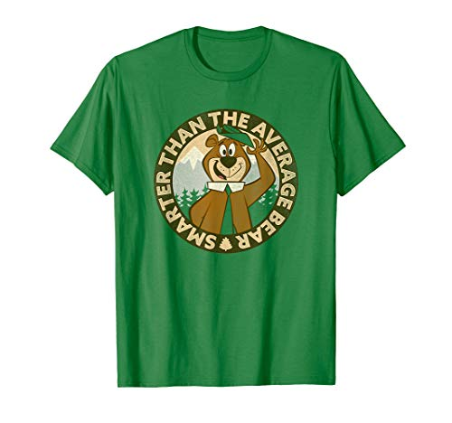 Yogi Bear Smarter Than Average T-Shirt
