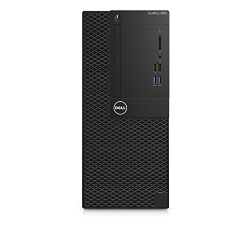 Dell Optiplex 3050 3.4 GHz i5 – 7500 Mini Tower Noir PC