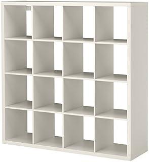 Ikea Estantería de Almacenamiento Color Blanco 147x 147cm