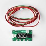 NEJE Laser Module Tester Digital PWM wave pulse 0.01%-100% output, 0%-100% input, 0Hz-20KHz VPP 3.3V-12V Digital Signal Generator Adjustable Frequency Duty Cycle