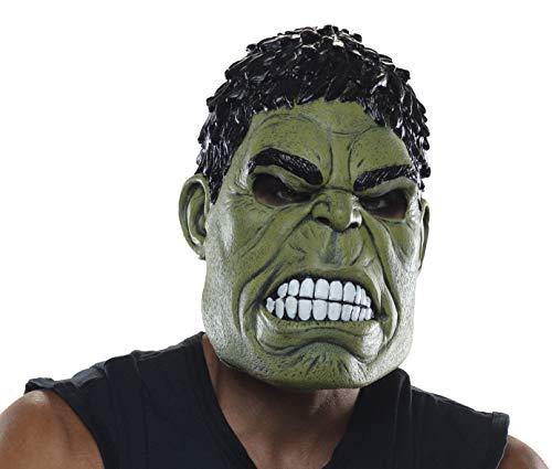 Rubie's Adult Avengers: Eindspel Hulk 3/4 Masker