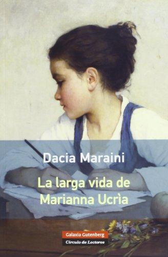 La larga vida de Marianna Ucria