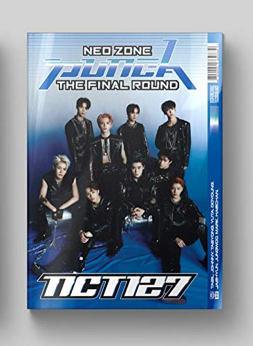 NCT 127 - NCT #127 Neo Zone: The Final Round (Vol.2 Repackage) Album+Extra Photocards Set (2nd Player ver.)
