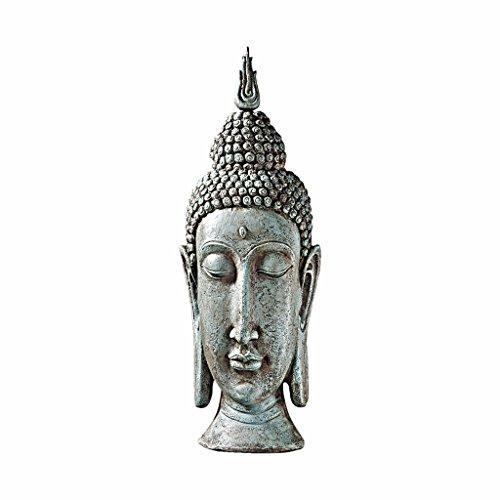 Design Toscano Sukhothai Buddha Asian Garden Sculptural Bust