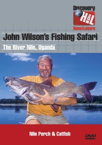 John Wilson's Fishing Safari - Uganda