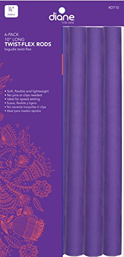 Diane Dt1 Twist-flex Rod, Purple