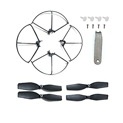 Holy Stone Spare Parts Crash Pack Accessories Kits HS161 Drone Quadcopter