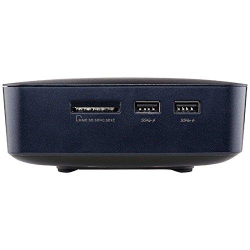『ASUS デスクトップPC UN65H-M007Z (Corei3-6100U/メモリ4GB/HDD1TB/Win10 64bit/HDMI/DP/USB3.0/IEEE802.11AC)』の4枚目の画像