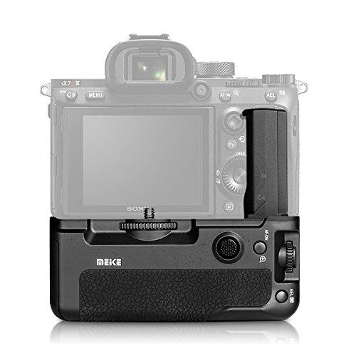 MEKE MK-A9 Professioneller Batteriegriff für Sony A9 A7RIII A7III Kamera
