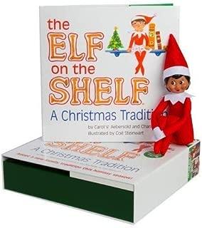 Elf on The Shelf(R) (Girl - Dark)
