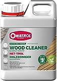 Owatrol NET-TROL - Limpiador y blanqueador de madera (1 L)