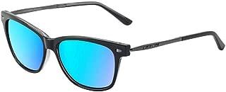 Dirty Dog Mens Jackal Sunglasses - Black/Ice Blue
