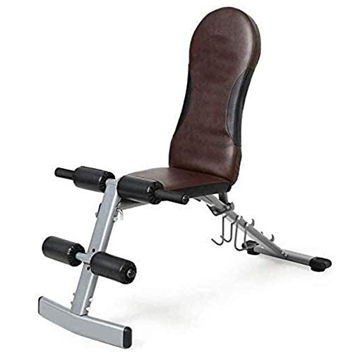 Dumbbel Bench Gewichtheffen Opvouwbare Tafel Thuis Abdominale Machine Flat Incline Decline Multi Function Exercise Home Training Gym