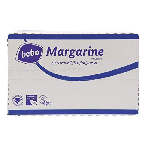 Bebo Margarine Schachtel 400 Stück x 10 Gramm