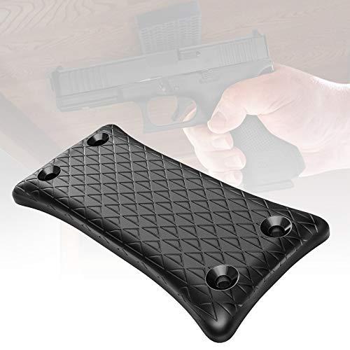 EnweLampi Soporte para Pistola, Soporte Magnético para Pistola con Clasificación de 50 LB, Accesorios para Pistola de Soporte Oculto para Gabinete, Vehículo, Camión, Cajero