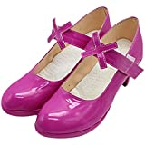 RainbowCos0 Beatrice Cosplay Shoes Boots Props Anime Halloween W1594 (23.5CM)