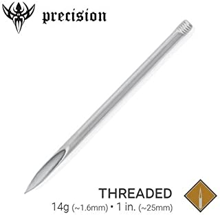 Best threaded piercing needle Reviews