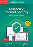 Kaspersky Internet Security 2018 5 Utenti | 1 Anno