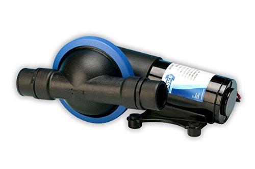 Jabsco Membranpumpe 12V 5088016Lt/min für Abfluss Becken-Sammlung Pumpe Ablaufgarnitur Dusche & Waschbecken Pumpe Abfälle