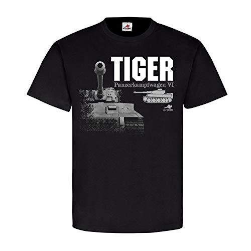 Copytec Tiger 21762 - Andador de tanque VI (acero, 8,8 cm) Negro XXXXXL