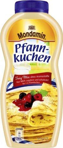 Mondamin Pfannkuchen Teig-Mix für 400ml 198g