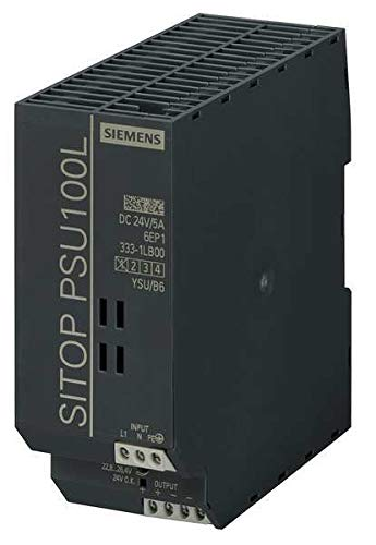 6EP1333-1LB00 | SIEMENS SITOP PSU100L 24V 5A 230VAC POWER SUPPLY