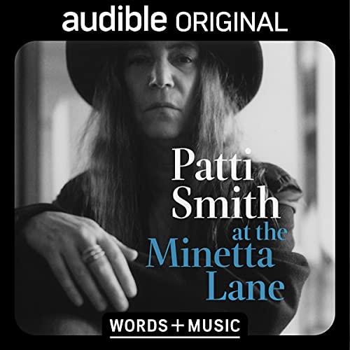 Patti Smith at the Minetta Lane Audiobook By Patti Smith cover art