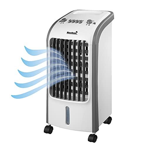 Maxx Coolstar Aircooler – Enfriador de aire – Refrigerador por evaporación – Ventilador – 80 W – 100 m3