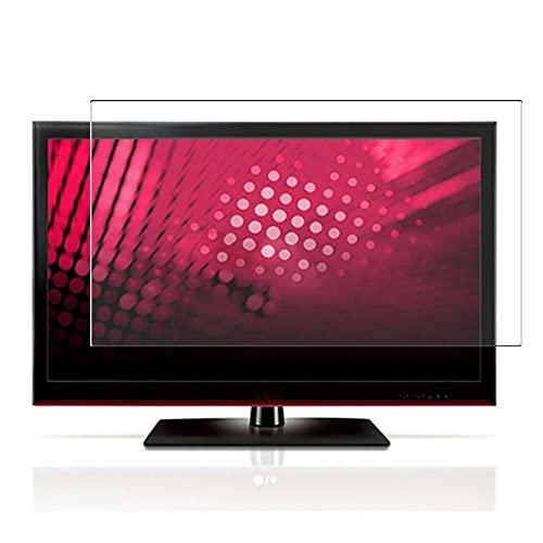 Vaxson 3-Pack TPU Pellicola Protettiva, compatibile con LG 26LE5300 26' LCD TV, Screen Protector Film [Non Vetro Temperato Cover Custodia ]
