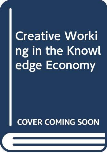 Compare Textbook Prices for Creative Working in the Knowledge Economy 1 Edition ISBN 9780367339036 by Loo, Sai