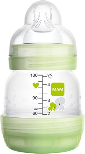 MAM Self Sterilising Anti-Colic bottle (130ml)