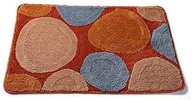 Stylish Simplicity Stylish Simplicity Carpet Cobblestone Bathroom Waterproof Nonslip Mattress Door Mat Door Door Kitchen Door