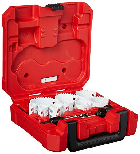 Milwaukee 49-22-4025 13-Piece General Purpose Hole Dozer Hole Saw Kit