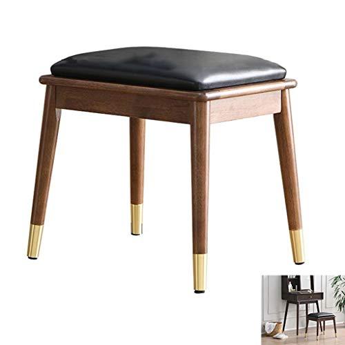 Fantastic Deal! Qazxsw Dressing Stool,Makeup Stool Dining Stool Bedroom Desk Stool Dressing Chair Oa...