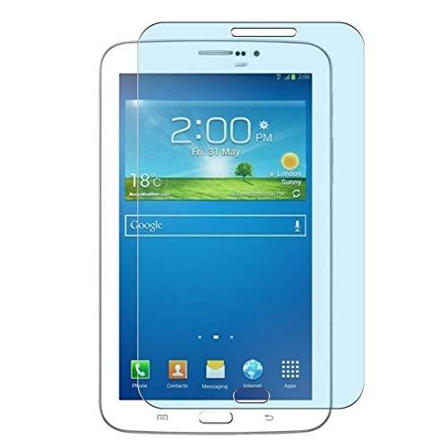 Vaxson 2 Unidades Protector de Pantalla Anti Luz Azul, compatible con Samsung Galaxy Tab 3 T210 / p3200 / p3210 / T211 7' Tab3 [No Vidrio Templado] TPU Película Protectora