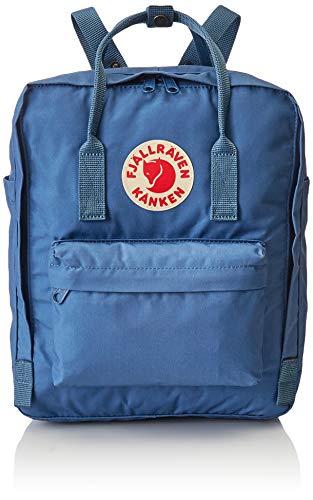 Fjällräven Unisex Adult Kånken Backpack - Blue Ridge, 27 x 13 x 38 cm/16 Litre