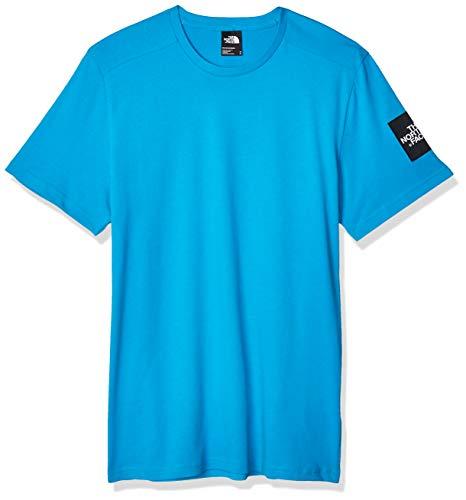 THE NORTH FACE T-Shirt Fine 2 Azzurro AI19 S
