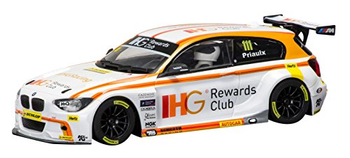 Scalextric C3784 'BTCC BMW 125 - Andy Priaulx 2015' Car