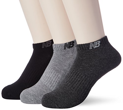 [ニューバランス] ソックス/靴下 ショートレングス3Pソックス AS1(アソートカラー1) 日本 XL (日本サイズXL相当)