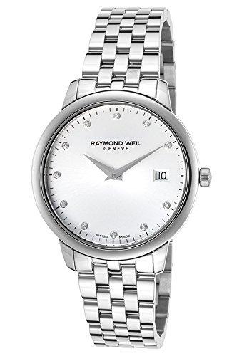 Raymond Weil orologio 'toccata' in acciaio INOX quarzo abito da donna,...