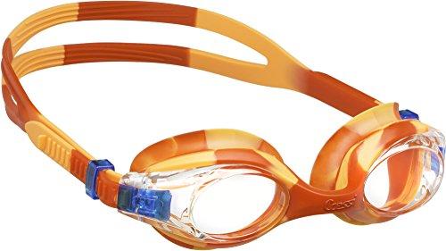 Cressi XDE206085 Lunettes Enfant, Orange, Taille Unique