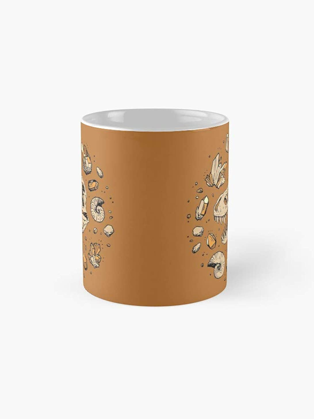 Georex Vortex Quartz Mug - 11oz - The most meaningful gift for family and friends.